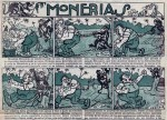 « Monerías » par Méndez Álvarez.