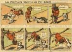 « Fifi Céleri et son chien Quiqui » par O'Galop.