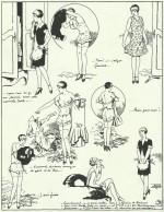 Une histoire coquine en images par Étienne Le Rallic.