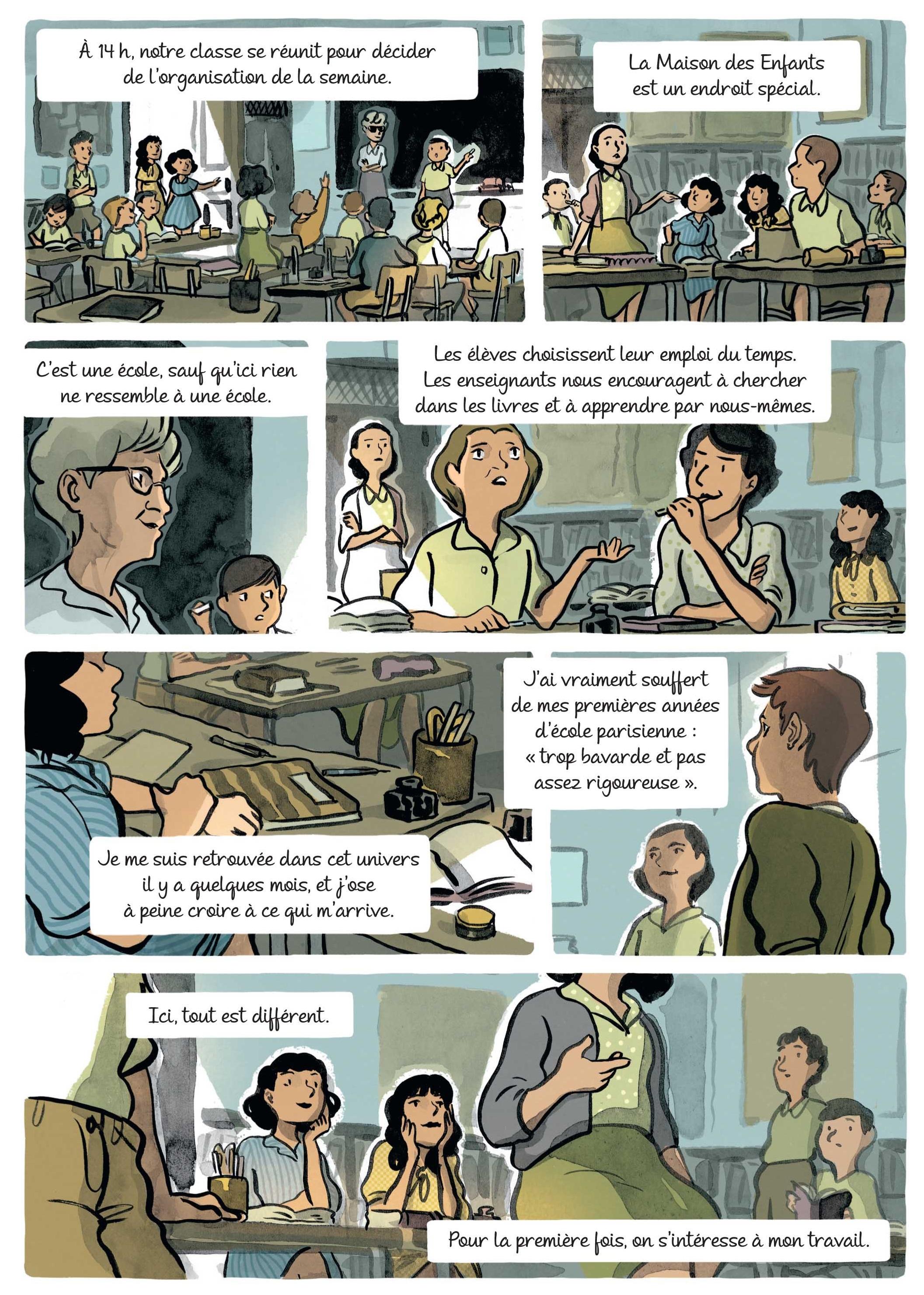La Guerre de Catherine page 13
