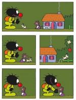 Petit poilu madame minuscule page 3