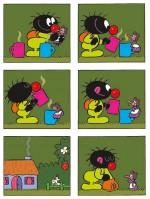 Petit poilu madame miniscule page 5
