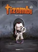 TIZOMBI T1-couverture