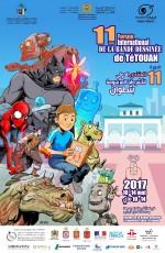 affiche Forum BD Tétouan 2017 blog