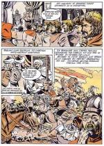 « Histoire du Maroc en bandes dessinées ».
