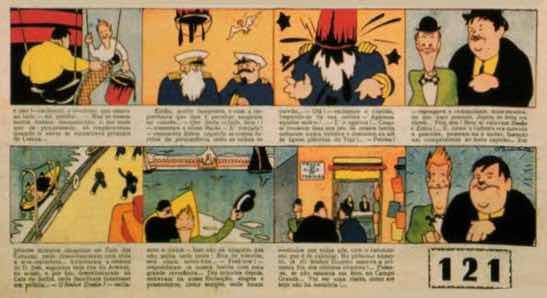 « Cá estão os célebres Bucha e Estica !!! » par Oskar.