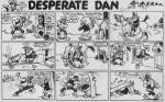 « Desperate Dan » par Dudley Dexter Watkins et Albert Barnes.