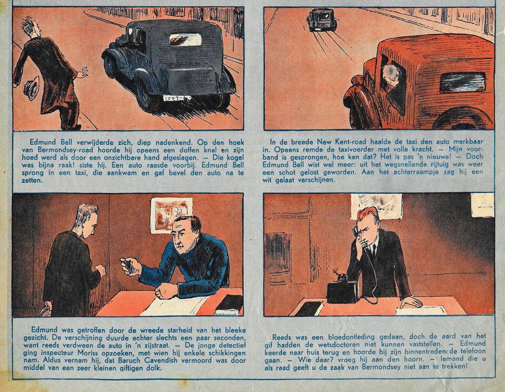 « Edmund Bell » par Frits Van den Berghe et John Flanders.