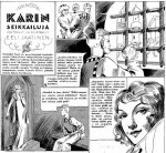 « Insinööri Karin seikkailuja » par Eeli Jaatisen.