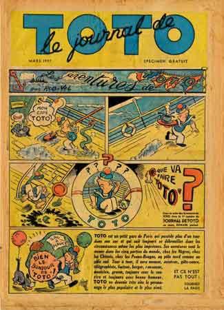 Journal de Toto