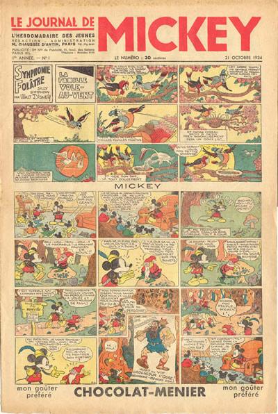 Le Journal de Mickey1