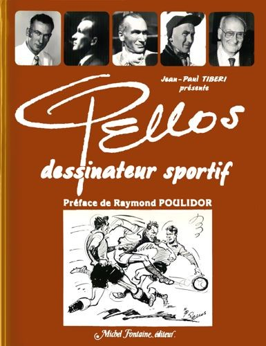 Pellos - dessinateur sportif