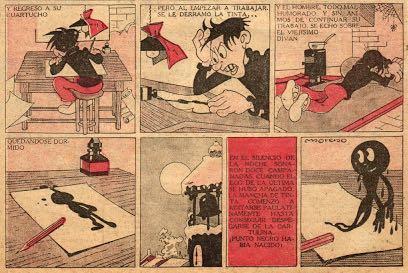 « Punto Negro » par Arturo Moreno.