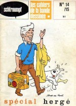 Schtroumpf - les cahiers de la BD  14-15