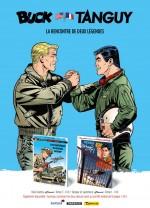 Publicité pour le coffret Buck Danny - Tanguy et Laverdure Classic (2016)
