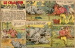 1938 : « Chasseurs de monstres » par Marijac, dans Pierrot (France).