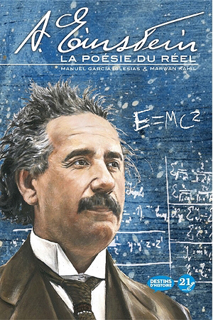 couverture einstein