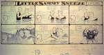 Si Lettle Nemo reste le personnage le plus connu de McCay, d'autres sont également bien représentés dans cette exposition.
