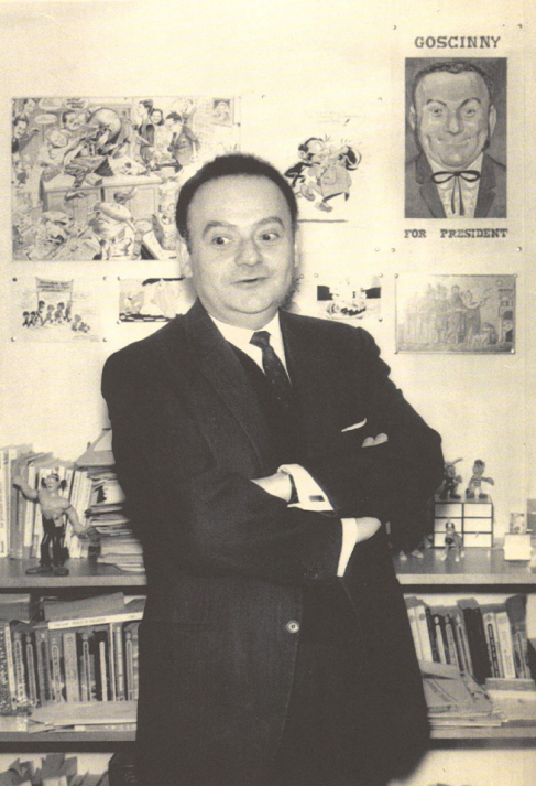 René Goscinny.
