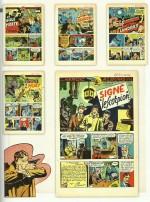 Quelques unes des histoires réalistes dessinées par Maurice Tillieux pour les Héroïc-Albums.