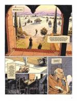 Une longue vie de prières, et un monde en guerre : planches 1 et 2 (Dargaud 2017)