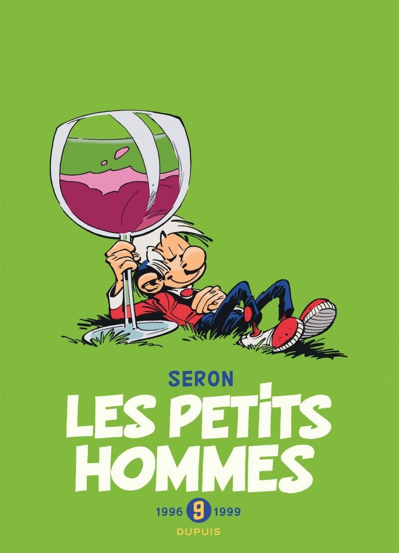 Peut-être moins indispensable, mais très agréable quand même, le tome 9 de l'intégrale « Les Petits Hommes » de Pierre Seron vient de sortir également chez Dupuis.