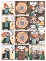 L'entrainement au tir à l'arc