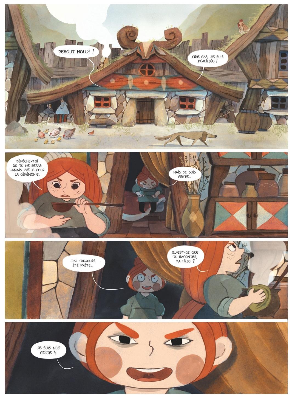 Bergères guerrières page 4