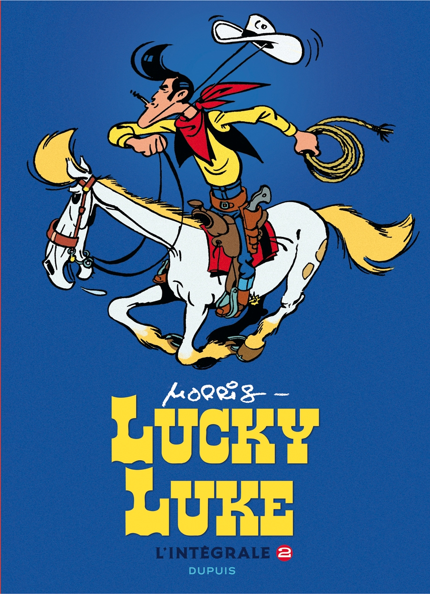 COUV LUCKY LUKE 2 - Copie