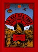 Couverture hommage à Jules Verne pour l'intégrale de la série en 2011.