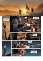 Christophe Colomb fait partie de l'aventure (tome 1 - planche 1)