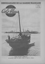 Djibouti est en couverture du n° 832 de Cols Bleus, le 15 février 1964