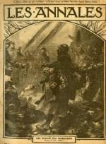 Couverture de Paul Thiriat pour Les Annales (1916).