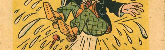 Tybalt est aussi l'auteur de nombreuses couvertures de L'Épatant à cette époque.