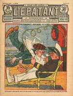 Thomen est aussi l'auteur de nombreuses couvertures de L'Épatant à cette époque.