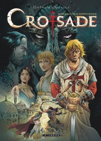 Moins patrimoniale, mais à découvrir quand même, le tome 1 de l'intégrale « Croisade » de Philippe Xavier et de Jean Dufaux est également annoncé en novembre au Lombard.