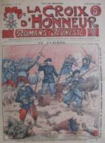 Couverture de L. Le Révérend pour La Croix d'honneur (1916).