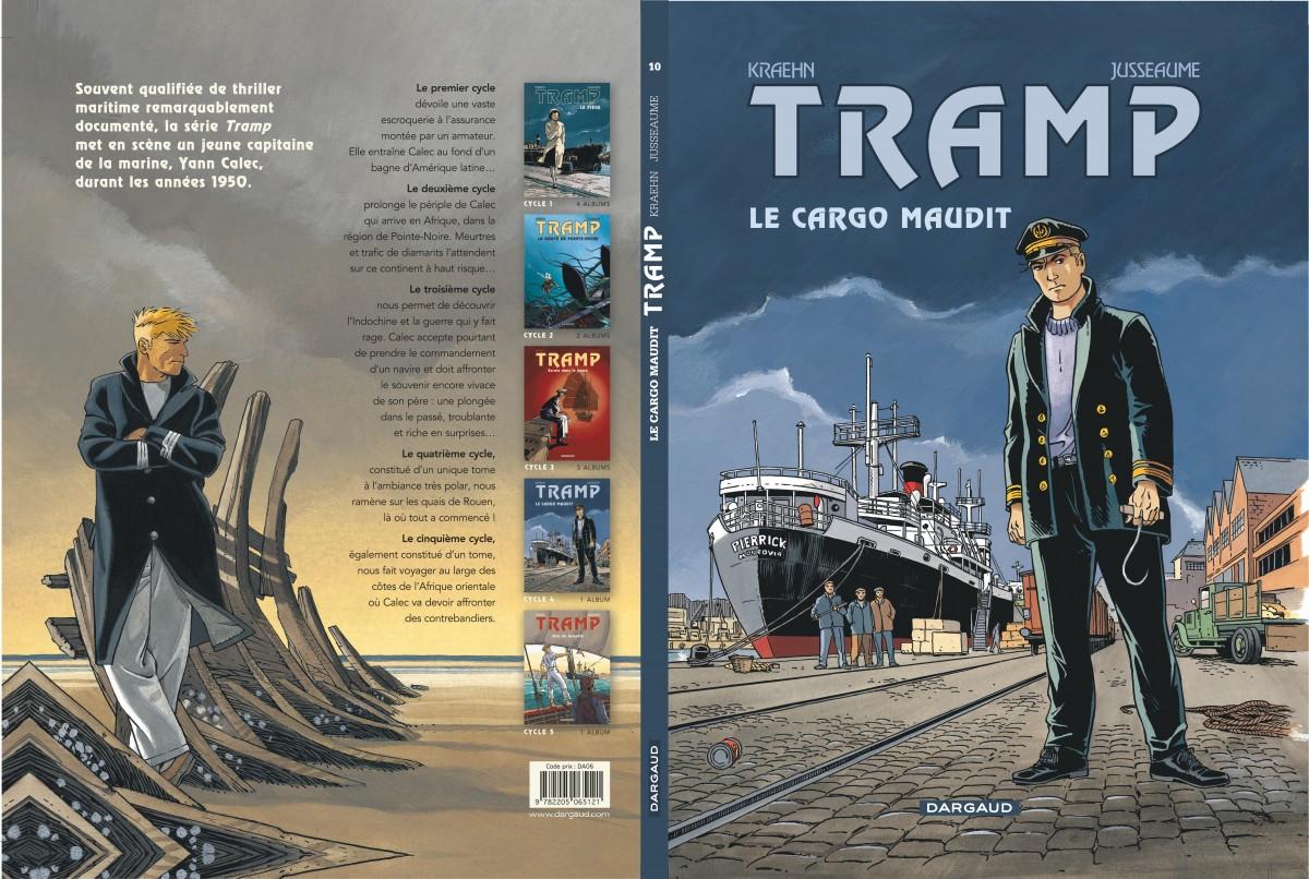 Un homme qui prend la mer... ; les 10 tomes précédents (Dargaud 2017)