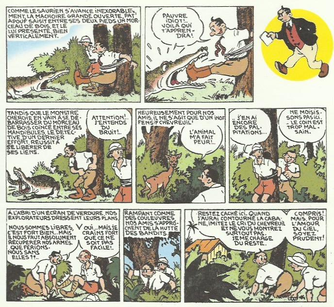 « Pat'Apouf et l'affaire Hourtin».