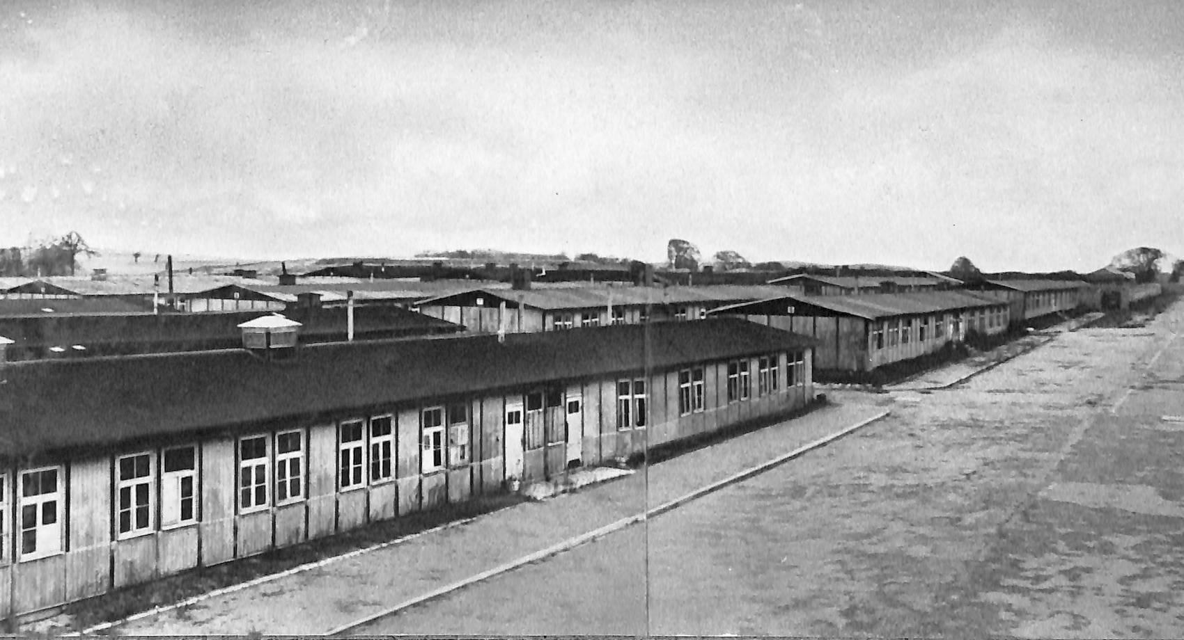 Le camp de Mauthausen, dans les années 1940 et aujourd'hui