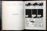 La page 1 de « L'Étoile mystérieuse » : des noirs très profonds qui ont déteint sur le verso de la page de titre.