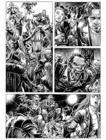 « Arriva il Dampyr » par Daniele Bigliardo, Roberto Recchioni et Giulio Antonio Gualtieri (n°371).