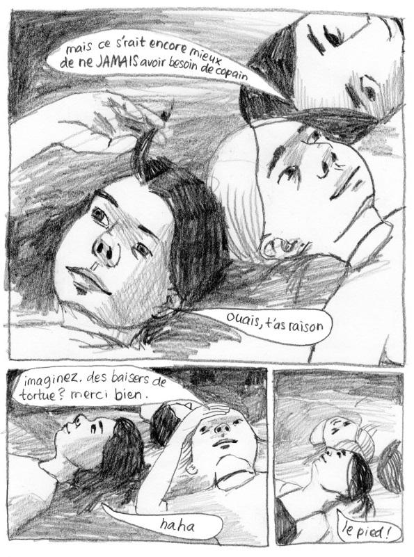 Ce qui se passe dans la forêt page 18