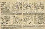 Une histoire en image par Lucien Haye dans le n° 1226 du 28 janvier 1932.