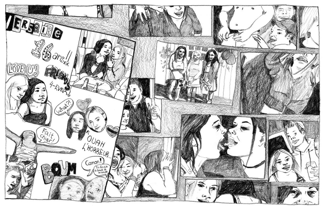 L'unE pour l'autrE pages 4 - 5