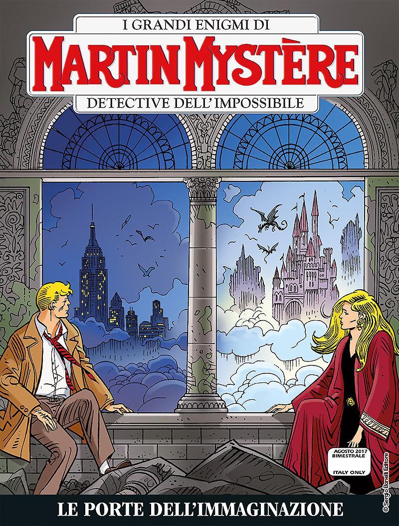 Martin Mystère Le Porte dell'immaginazione