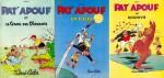 Trois albums de « Pat'Apouf » par Gervy édités par la Bonne Presse entre 1958 et 1959, mais non réédités par les éditions du Triomphe.
