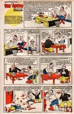 Première planche de Gervy sur « Pat'Apouf », publiée dans Le Pélerin du 6 mars 1938.