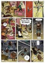 Une Aventure des Spectaculaires T2 page 17