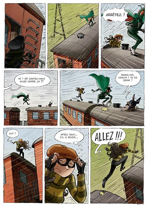 Une Aventure des Spectaculaires T2 page 31
